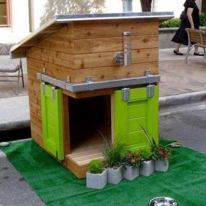la niche pour colo 19 niches originales que vous allez absolument vouloir pour votre chien. Black Bedroom Furniture Sets. Home Design Ideas