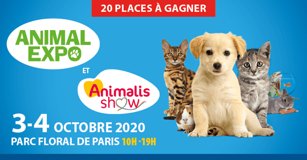 SALON ANIMAL EXPO 2020