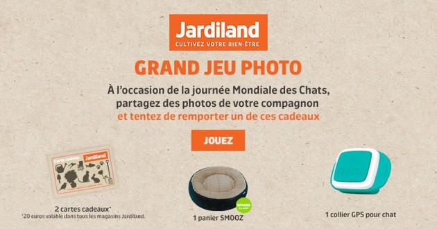 concours wamiz jardiland cadeaux chat