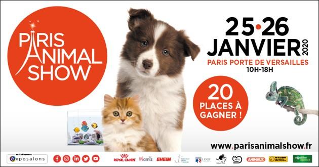 Salon Paris Animal Show