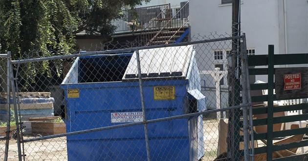bennes à ordures