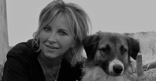 Céline ravenet spa et son chien