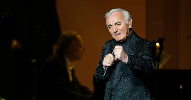 chien charles aznavour