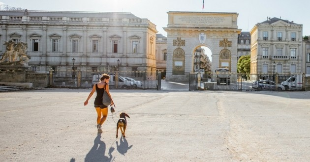 Montpellier, ville la plus