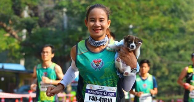 chiot marathon