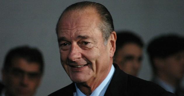 président chirac