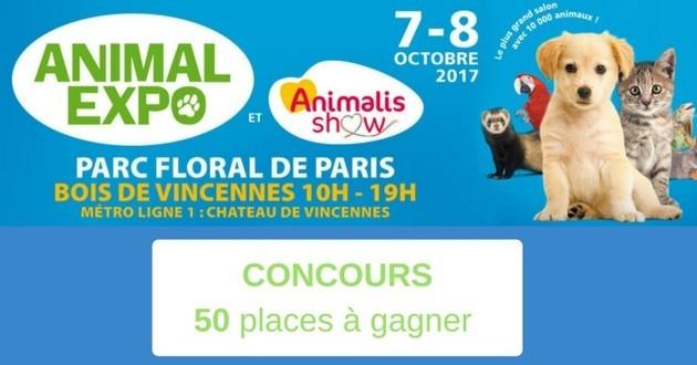 animal expo concours wamiz