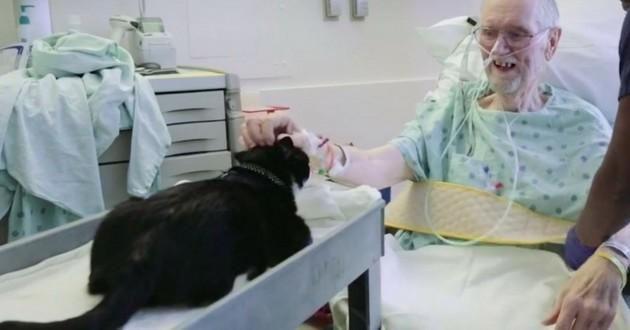 duke chat visite hôpital
