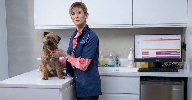 vétérinaire et présentatrice télé Hélène Gateau
