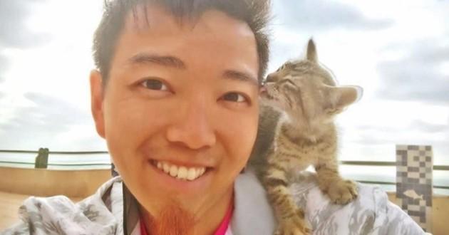 chaton sauvé maroc hobby ho