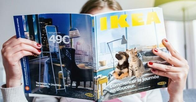 Ikea animaux
