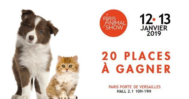 Salon Paris Animal Show 2019