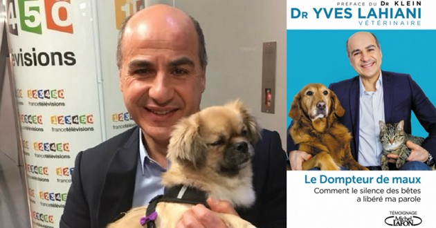 Yves Lahiani Le Dompteur de Maux