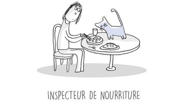 17 métiers qu'un chat peut faire, illustrés en dessins hilarants !