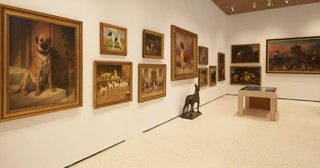 musée chien
