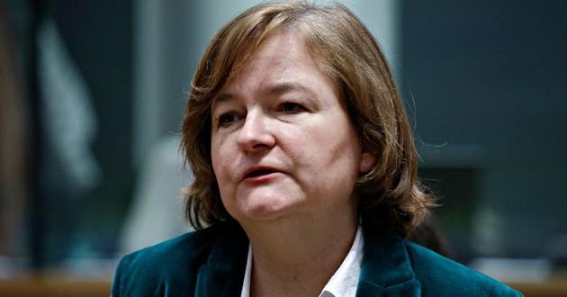 La ministre des Affaires européennes n'a pas un chat nommé