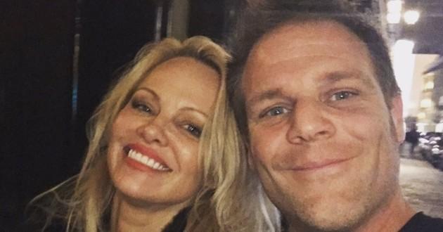 Pamela Anderson et Rémi Gaillard