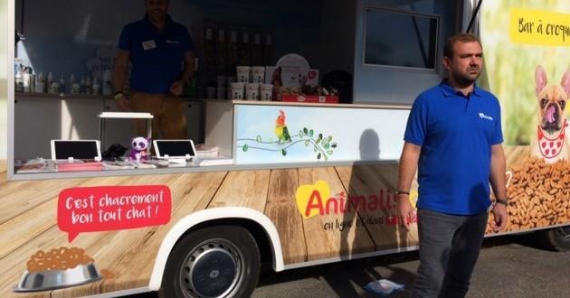 Pet truck animalis
