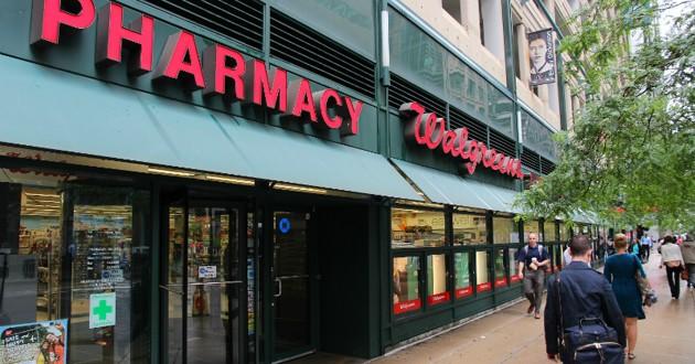 pharmacie américaine