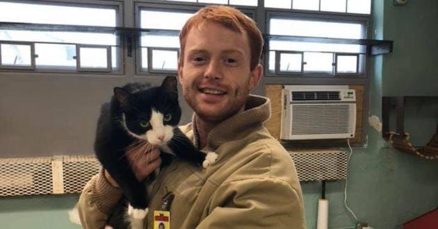 chat en prison