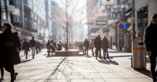 rue passante