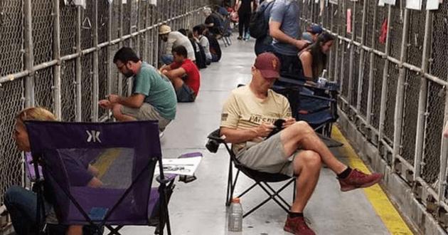 Volontaires au refuge