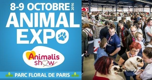 Ne manquez pas le 25ème anniversaire de l'Animal Expo !