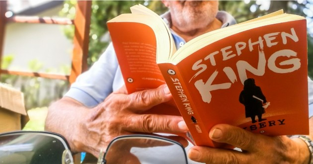livre de Stephen King