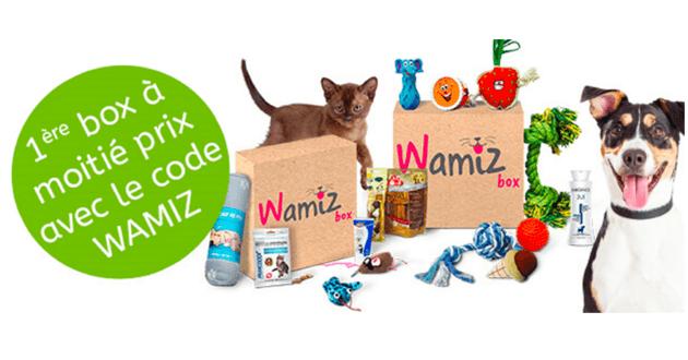 Wamiz Box : chaque mois, 6 cadeaux de qualité pour votre animal de compagnie !
