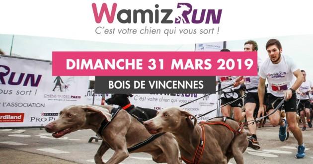 wamiz run édition 2019 le 31 mars
