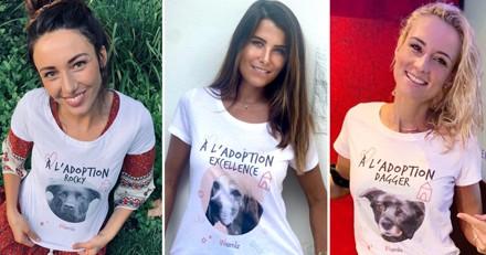 Campagne solidaire Wamiz : Karine Ferri, Elodie Gossuin, Delphine Wespiser et de nombreuses personnalités s'engagent pour l'adoption !