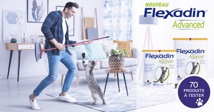 Testez le complément alimentaire, Flexadin Advanced !