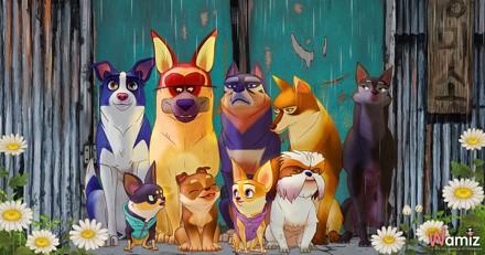 """""""Nous, les chiens"""" : découvrez la magnifique épopée de toutous abandonnés !"""