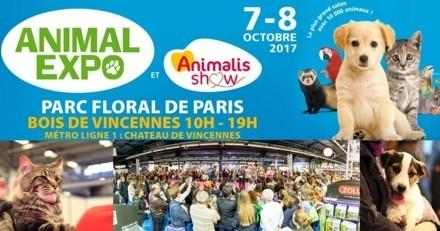 Animal Expo – Animalis Show 2017 : un week-end pour découvrir 10 000 animaux !
