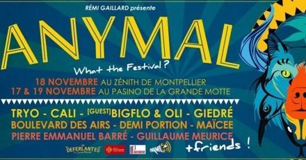 Festival Anymal de Rémi Gaillard pour la cause animale : la billetterie est ouverte !