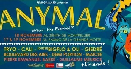 Le festival Anymal de Rémi Gaillard, c'est ce week-end !