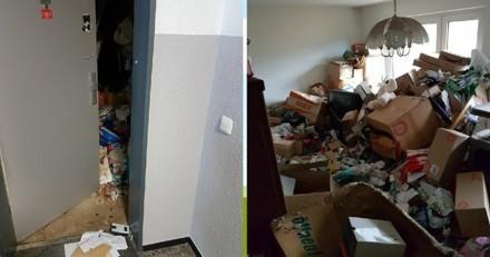 Appartement abandonné il y a 4 mois : la société de ménage y fait deux découvertes spectaculaires