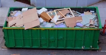 Grattements dans une benne à ordures : en l'ouvrant, une passante est prise de tremblements