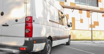 Un paysagiste voit un chien courir sous son camion : il se penche et découvre du sang partout !