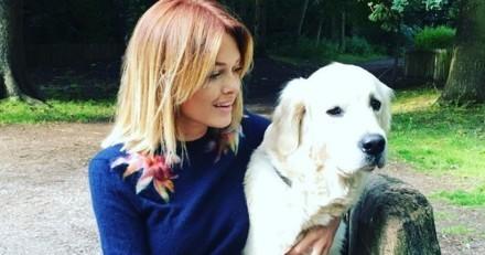 Séparée de son chien, Caroline Receveur partage sa peine sur Instagram