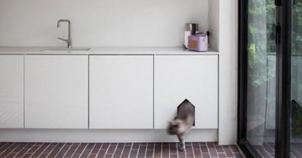9 idées d'aménagements discrets pour la litière de son chat