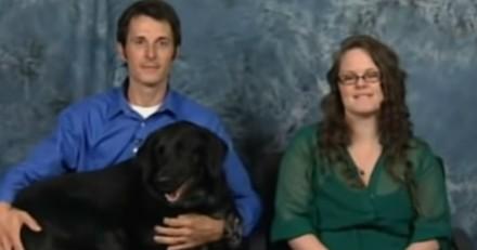 """""""C'est un monstre"""" : ils découvrent la terrible vérité au sujet de leur nounou grâce à leur chien !"""