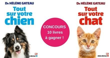 Concours : tentez de remporter un exemplaire dédicacé des livres d'Hélène Gateau !