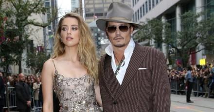 Johnny Depp accusé de vouloir mettre le chien d'Amber Heard dans le micro-ondes : il livre sa version des faits