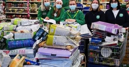 Maxi Zoo fait un don de 1,8 million d'euros pour venir en aide aux animaux abandonnés pendant la crise sanitaire