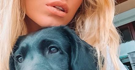Cette star de télé-réalité se voit refuser l'accès d'un Uber à cause de son chien guide