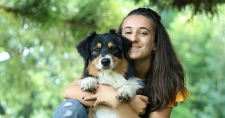 À POILS : Emma et sa chienne Joy d'Incroyable Talent se confient