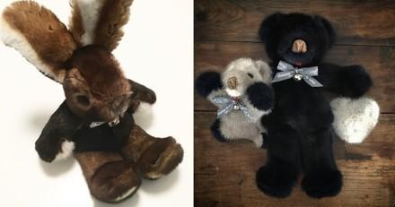 Une luxueuse marque française fabrique des peluches pour enfants en vraie fourrure de lapin, Internet gronde