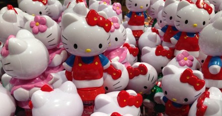 Hello Kitty est-elle un chat ?