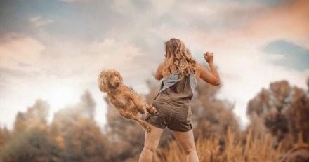 La France a un incroyable talent : elle perd son chien Koda à Paris pendant le tournage, sa vidéo fait le buzz (vidéo)